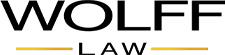 Wolff Law Logo
